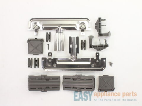 Dishwasher Dish Rack Adjuster Kit - Left and Right Side – Part Number: W10712394