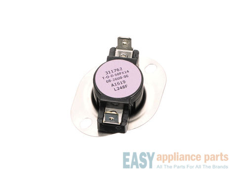 High Limit Thermostat – Part Number: WP28X10013