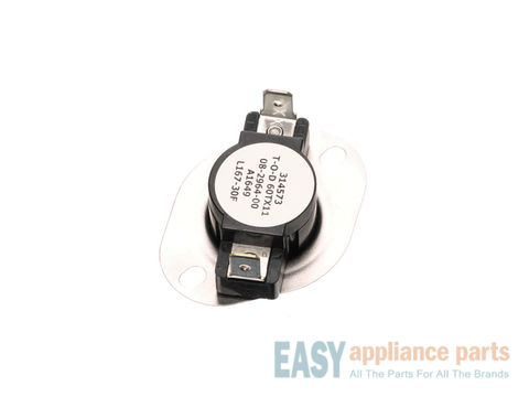 Thermostat - L167-30F – Part Number: WP28X10014