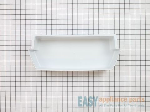 Refrigerator Door Shelf Bin -  White – Part Number: WP2187172