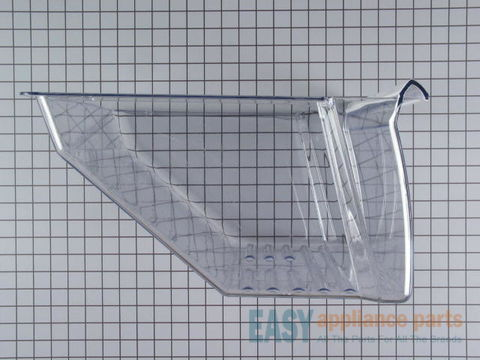 Refrigerator Crisper Drawer With Handle – Part Number: WP2188664