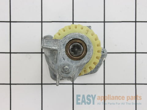 Worm Gear and Bracket – Part Number: WP240309-2