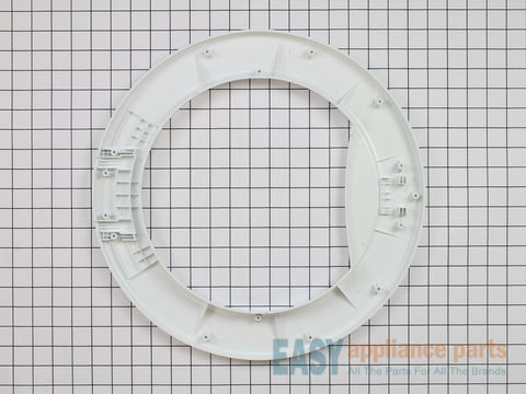 Door Cover - White – Part Number: WP34001178