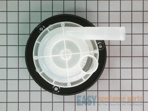 Drain Pump with Pulley – Part Number: WP35-6465