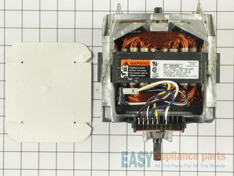 11743427-1-S-Whirlpool-WP661600-2-Speed Drive Motor - 60Hz 120V
