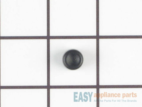 Clock Knob - black – Part Number: WP7711P492-60
