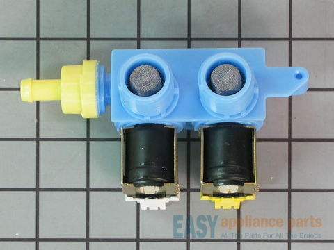 Water Inlet Valve – Part Number: WP8182862