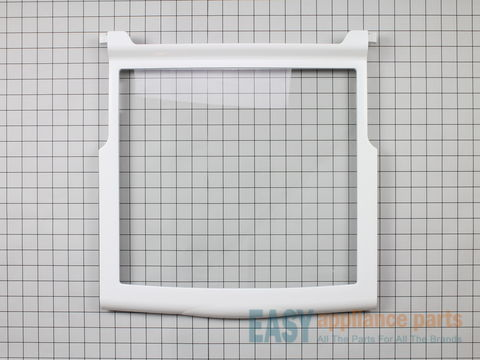 Refrigerator Slide-Out Shelf with Glass – Part Number: WPW10276348