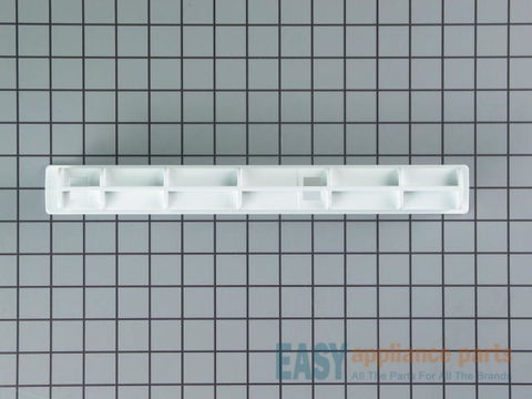 Center Crisper Rail - White – Part Number: WPW10671238