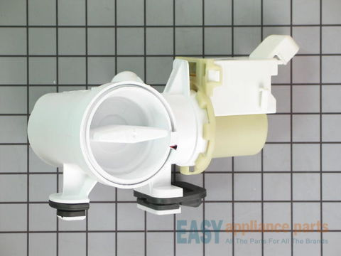 Washer Drain Pump – Part Number: WPW10730972