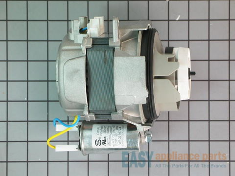 Circulation Pump and Motor – Part Number: WPW10757217