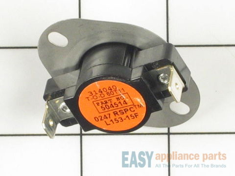 11757551-2-S-Whirlpool-WPY504514-Cycling Thermostat (Limit: 153-15)