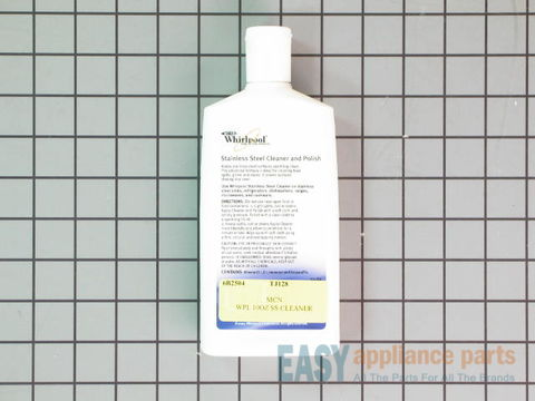 2360188-2-S-Whirlpool-31462A-Stainless Steel Cleaner