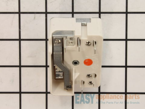 Surface Burner Switch - 8 Inch - 2500W – Part Number: WB24T10025
