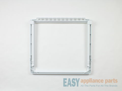 Meat Pan Cover Frame - Glass NOT Included – Part Number: 240599803