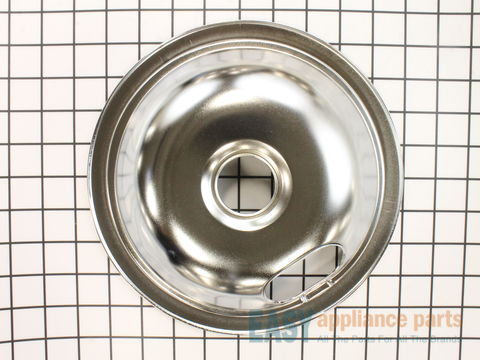 "Drip Bowl - 8"" – Part Number: WB32X106"