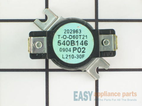 Safety Thermostat – Part Number: WE4M160