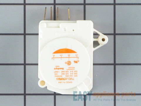 Defrost Timer - 120V 60Hz – Part Number: WR9X502
