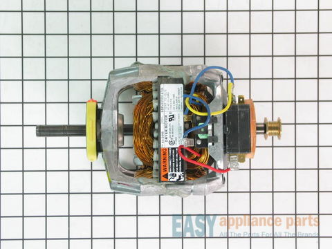 Drive Motor – Part Number: W10410996