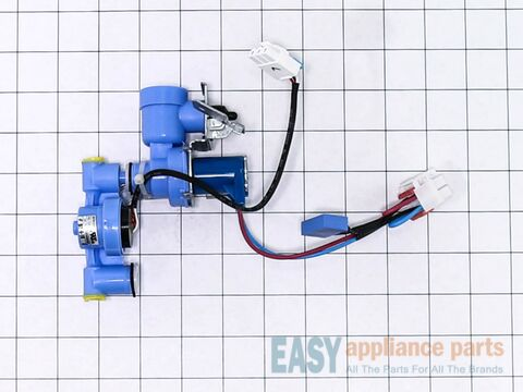 Water Inlet Valve Assembly – Part Number: AJU72992601