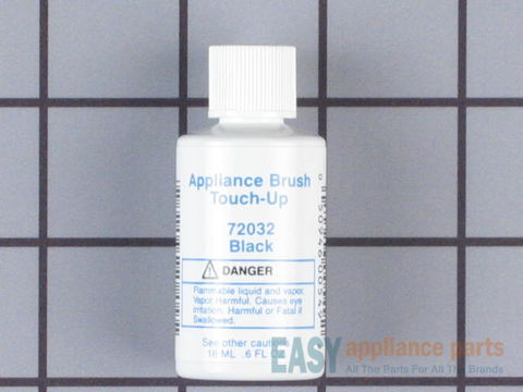 Touch-up Paint - Black – Part Number: 72032