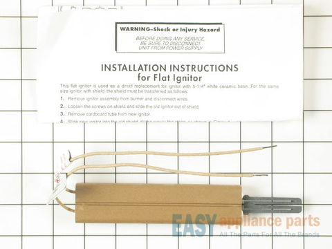 Flat Style Oven Igniter – Part Number: 786324