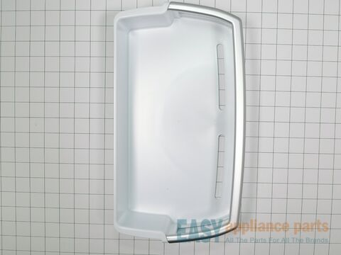 Door Bin - White/Clear – Part Number: AAP73631501